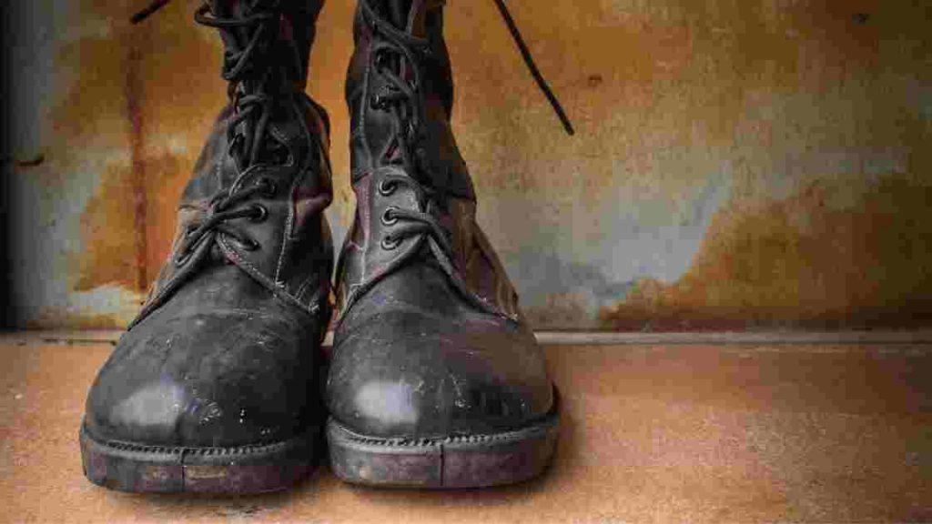 la historia de las combat boots offlander